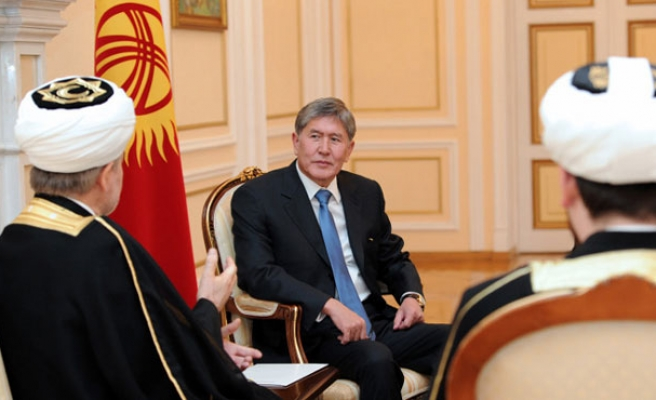 Kyrgyzystan's president approves new cabinet