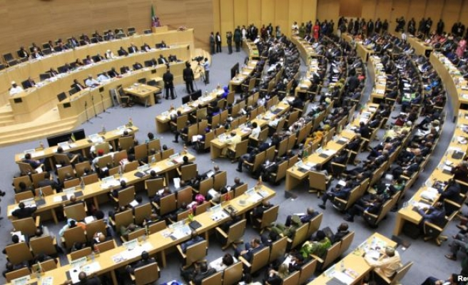 African leaders raise funds for CAR peacekeepers