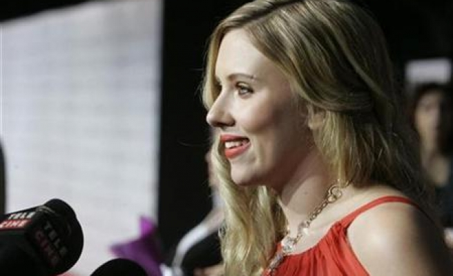 Oxfam parts with actress over her support for Israeli firm