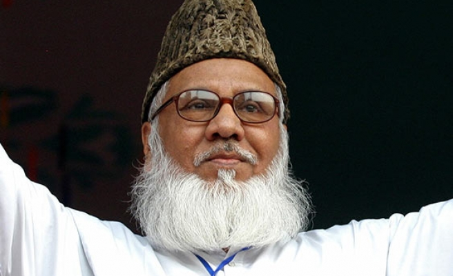Bangladeshi opposition lashes out at death verdict for Matiur Rahman