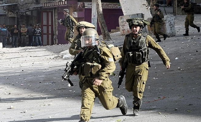 Israelis, Palestinians in fierce gun battle in Jenin