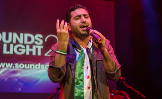 Yahya Hawwa, the Syrian voice of protest