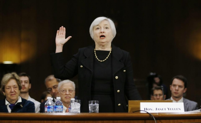 Yellen to be sworn in as Fed chief on Feb 3