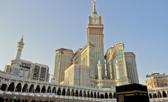 Islam's holiest site 'turning into Vegas'
