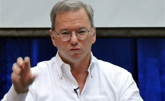 Google executive chairman expects US approval of Lenovo-Motorola deal
