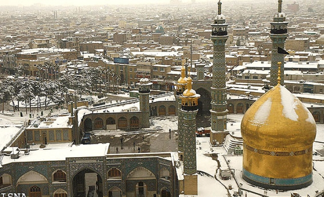 500,000 homes without power after northern Iran snow storms
