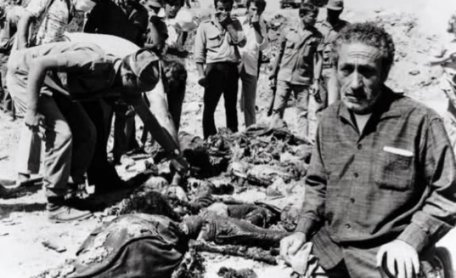 Mass grave of massacred Turkish Cypriots found in Cyprus