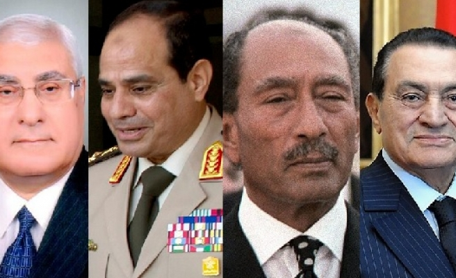 42 years of Monufian rule in Egypt