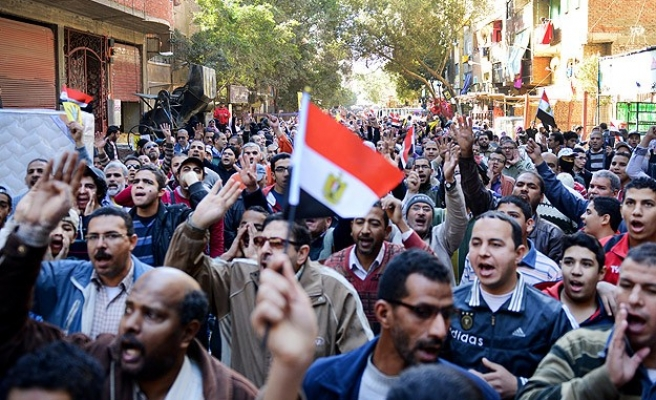 Three killed during Friday rallies in Egypt