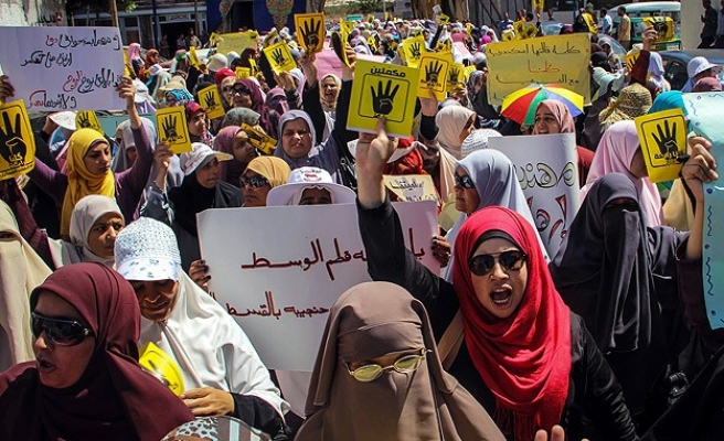 Egypt anti-coup bloc vows 'action' after detainees' rape claims