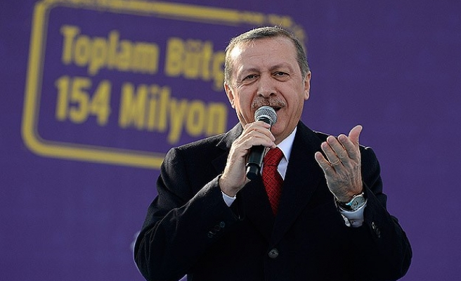 Erdogan says new bill to make internet safer to use