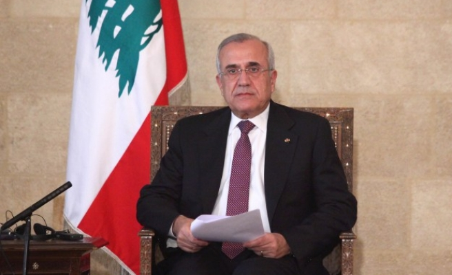 Lebanon president asked Hollande for weapons against Israel