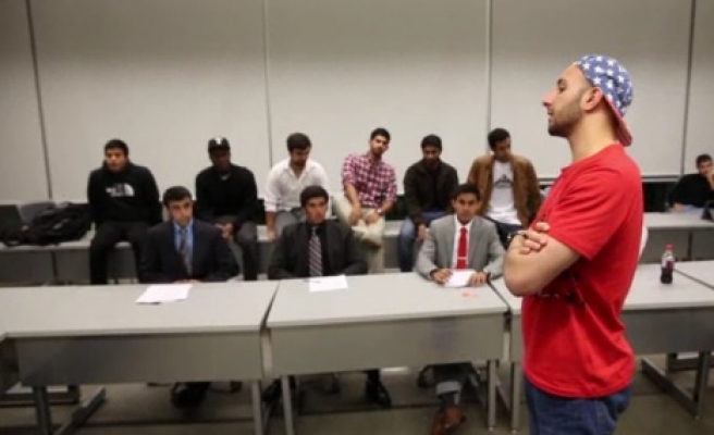 Muslim student fraternity spreading across US colleges