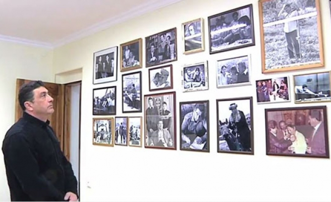 Late Kyrgyz author Chinghiz Aitmatov's home turned into museum