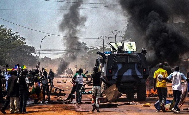 U.N. says Chadian soldiers killed 30 in CAR attack