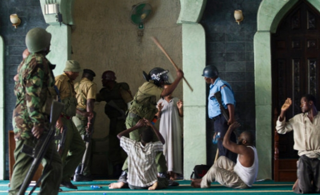 Kenya opposition to take legal action on stormed mosque