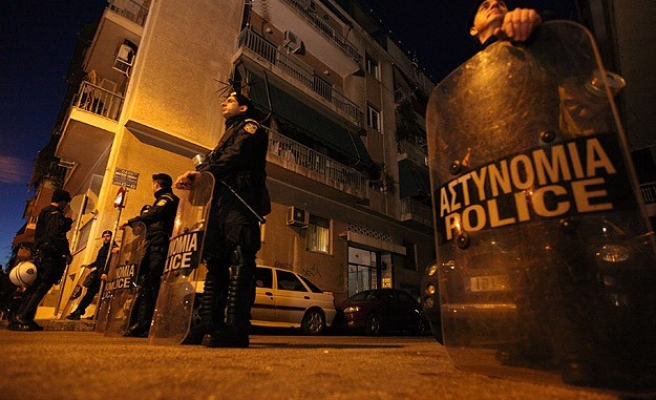 Turkish citizen arrested in Greece operations