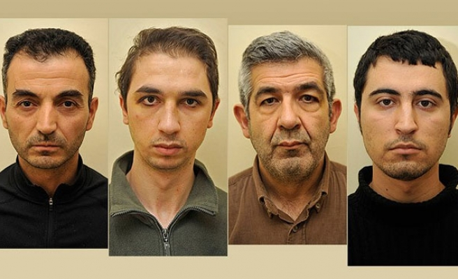 Photos of DHKP-C members arrested in Greece revealed