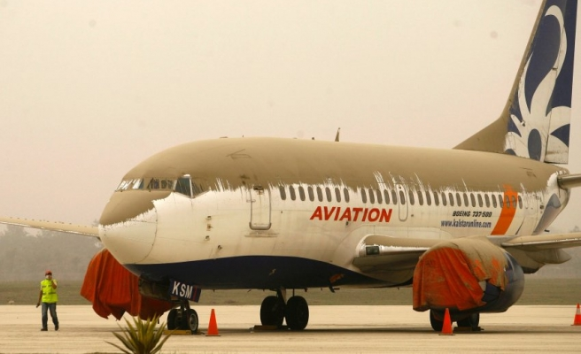 Indonesian airports reopen after volcanic eruption