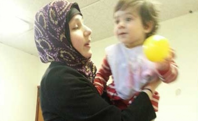 Iranian claims N. Ireland authorities 'kidnapped' his baby
