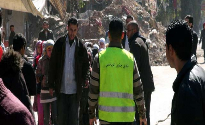UN asks for sustained access to civilians of Yarmouk
