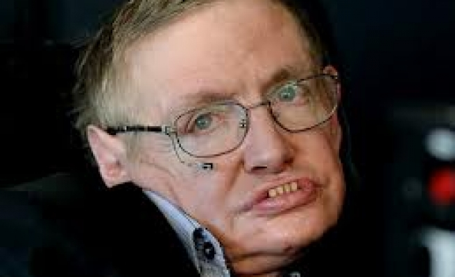 Stephen Hawking says Syria's war must end