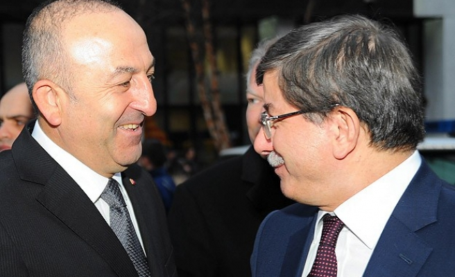 Turkey, Azerbaijan, Georgia FMs gather for tripartite meeting