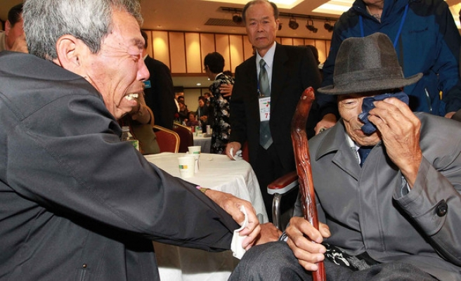 Family reunion program unites Koreans after 60 years