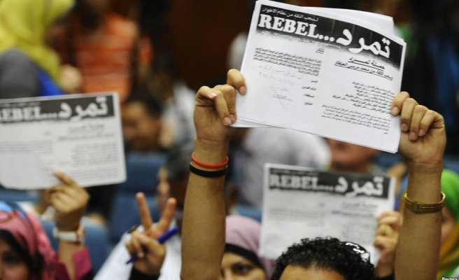 Egyptian activists who backed coup turn against military