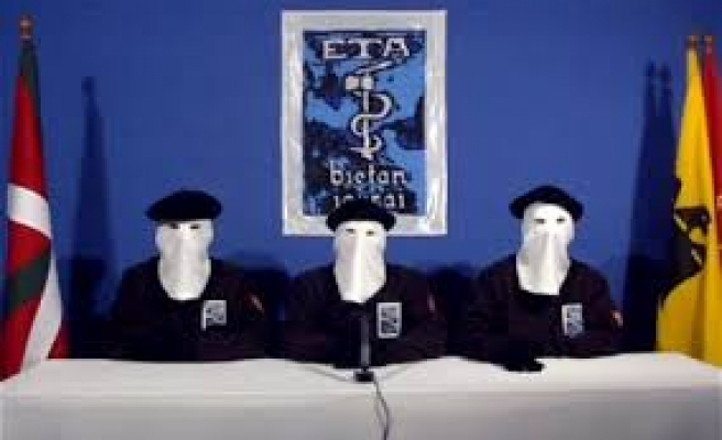Basque separatist group to pledge to put arms beyond use
