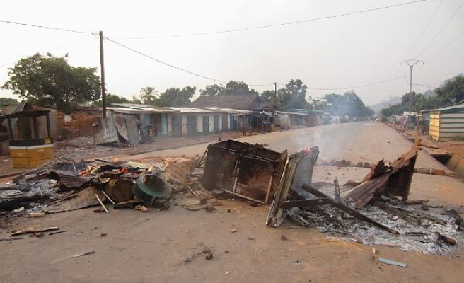 7 killed near Bangui airport in CAR