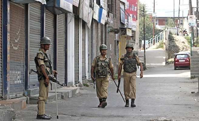 Indian forces kill 7 in Kashmir clash