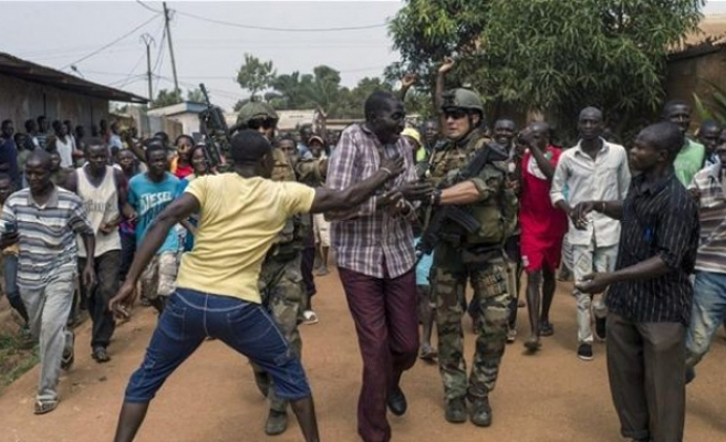 The 'massacre' in Central Africa