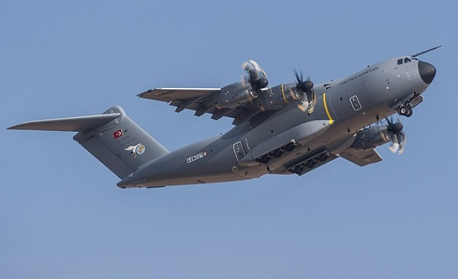 Airbus and Turkey dispute over A400M military aircraft