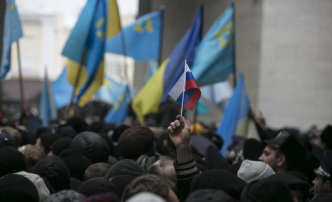 Europe's top rights body sends team to Crimea