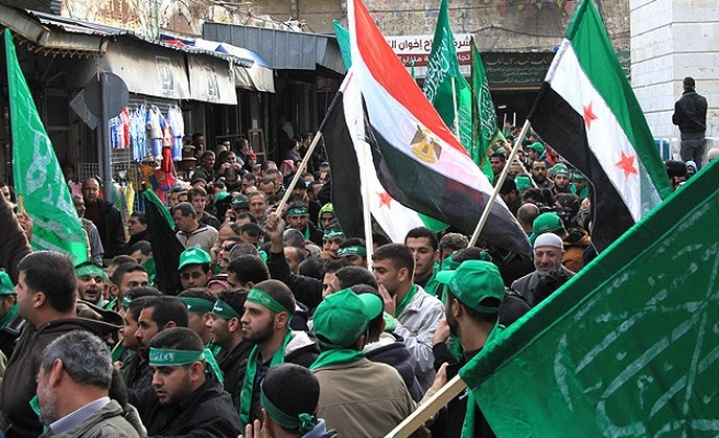 Egypt bans all activities of Hamas- UPDATED 2