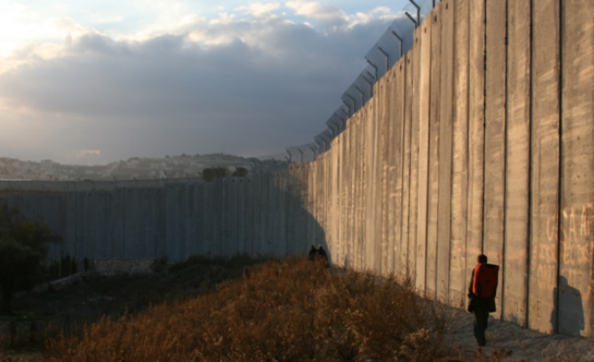 West Bank wall coming to US-Mexico border