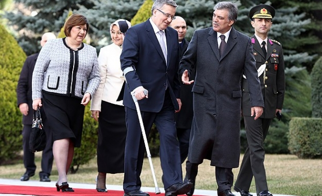 Turkey, Poland mark 600 years of bilateral relations