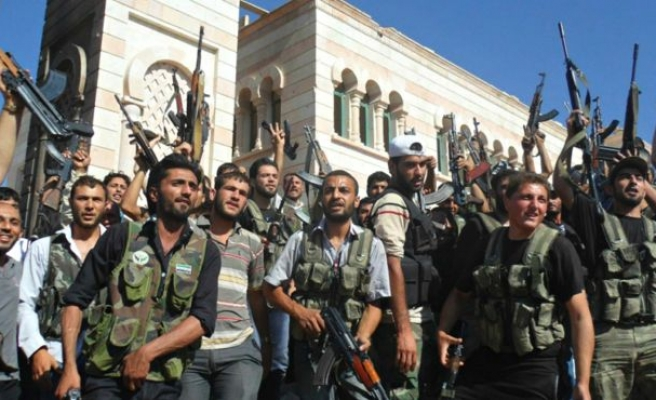 Free Syrian Army confirms new leader after dispute
