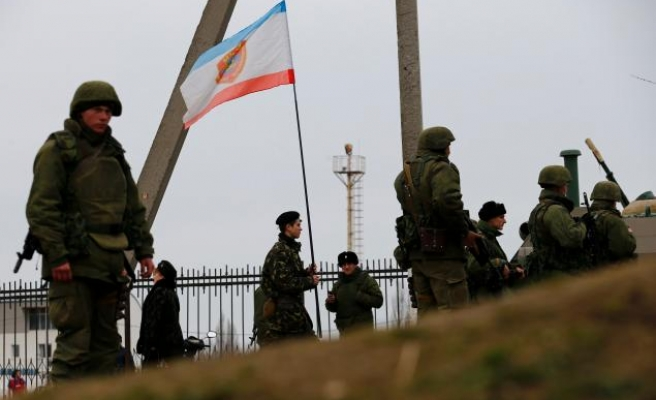 Poland evacuates embassy in Crimea amid threats