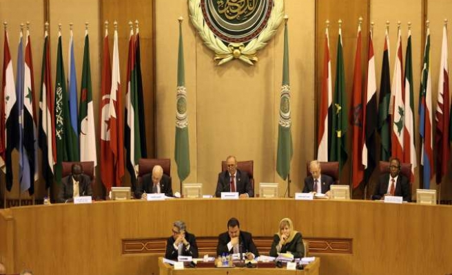 Arab FMs oppose Israel as Jewish state