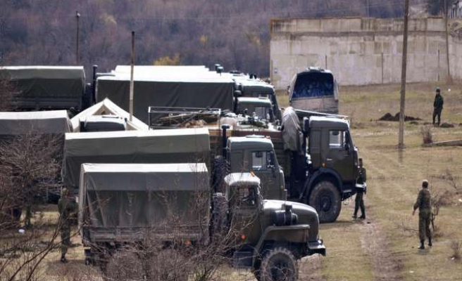 U.S. ready to impose more sanctions if Ukraine actions continue- UPDATED