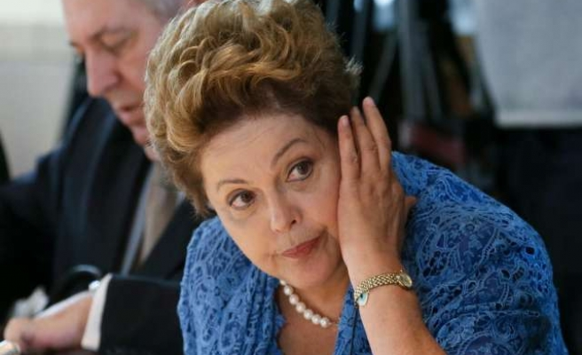 Brazil's leader holds wide lead six months from election
