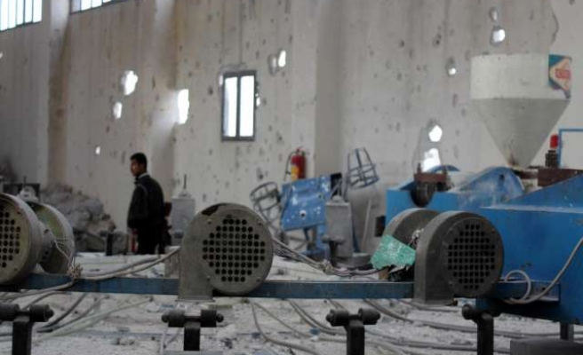 UN called on to investigate poisonous gas usage in Syria