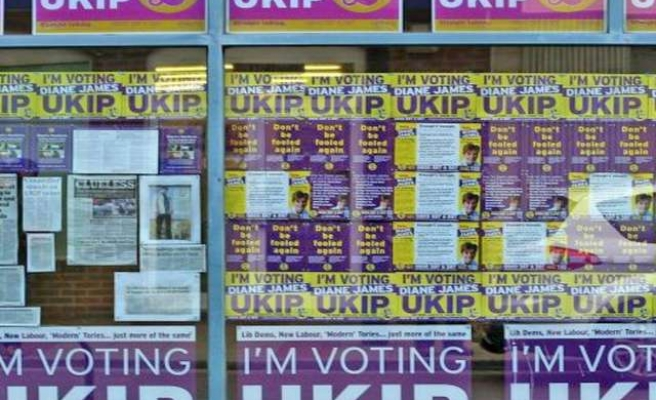 UKIP member defects to Cameron's Conservative Party