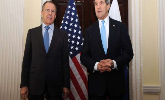 Kerry hopes Crimea won't hit cooperation on Syrian weapons