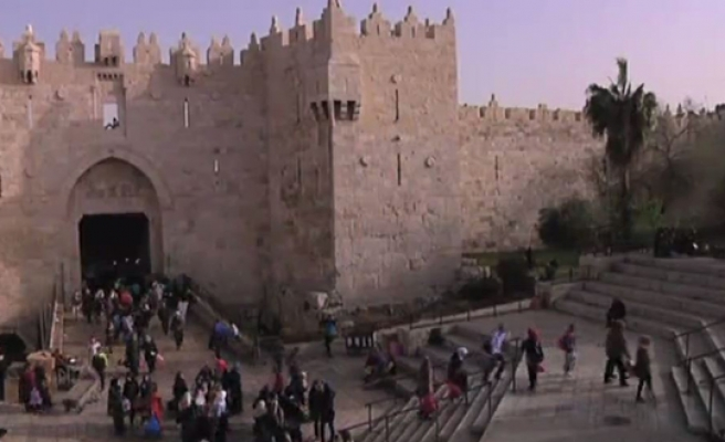 Jerusalem's Damascus Gate: An unprotected world heritage