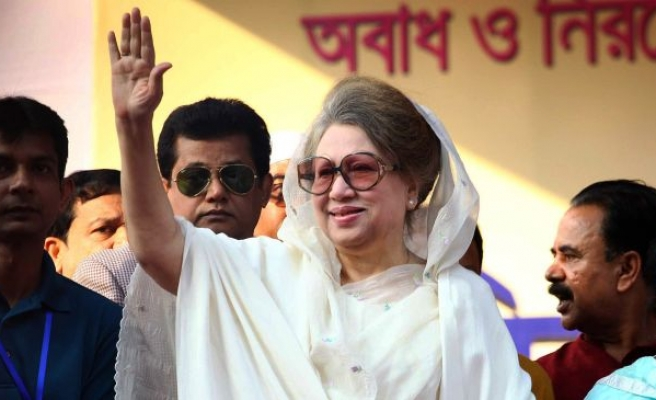 Corruption charges against ex-Bangladesh PM slammed