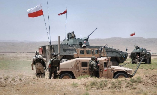 Ukraine, Poland and Lithuania form joint military unit