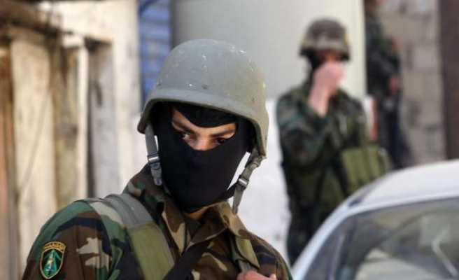 Five dead in Lebanon in spillover from Syria war